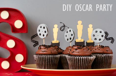 DIY Oscar Party
