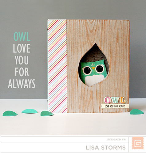 Owl Love You For Always Altered Album