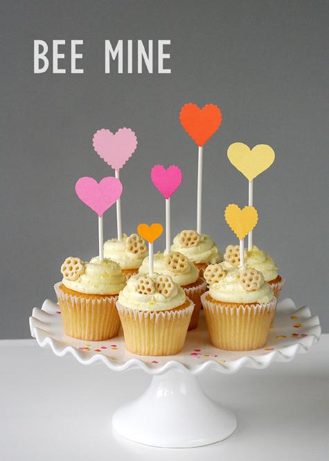 Bee Mine Valentine Party