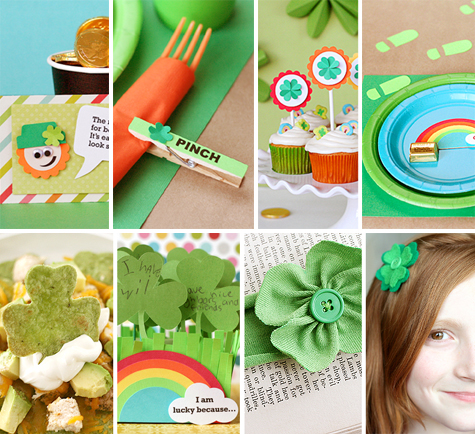 St. Patrick's Day Crafts and Treats