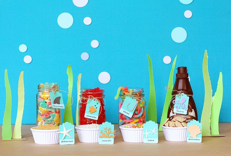 End of School Year Ice Cream Bar