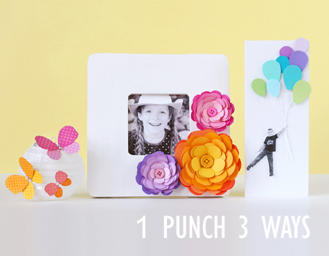 1 Punch 3 Ways