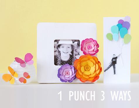 1 Punch 3 Ways