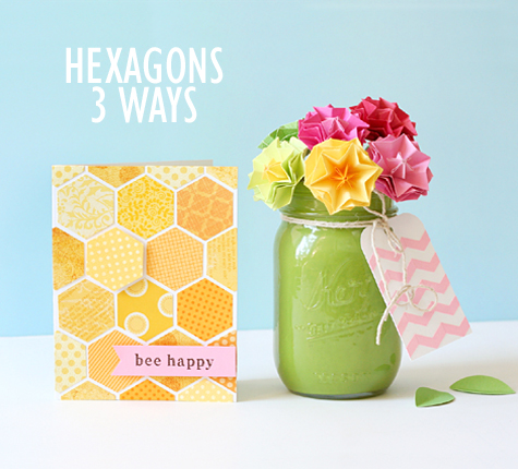 Hexagons 3 Ways