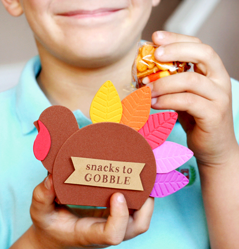 Snacks to Gobble for Thanksgiving