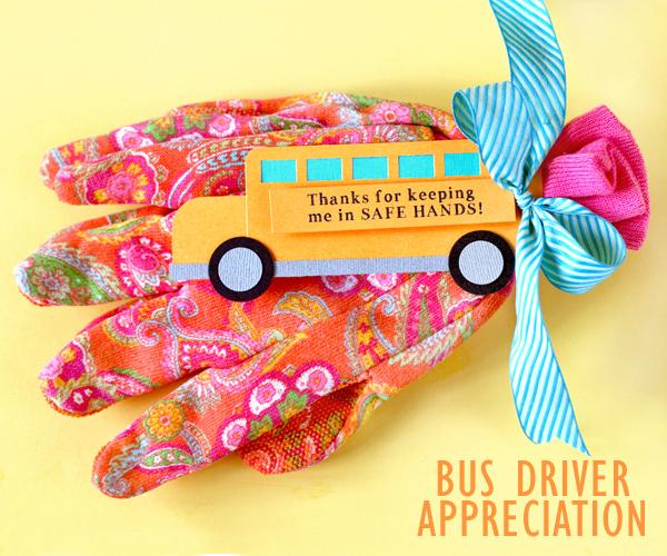 Bus Drive Appreciation Gift